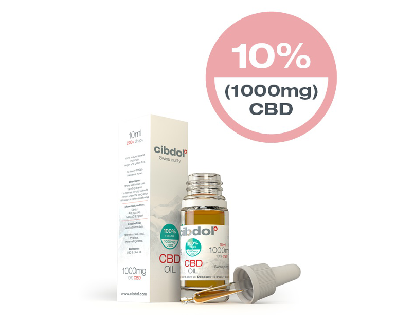 Cibdol CBD Öl 10%