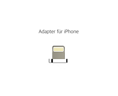 Magnetic-iPhone Adapter