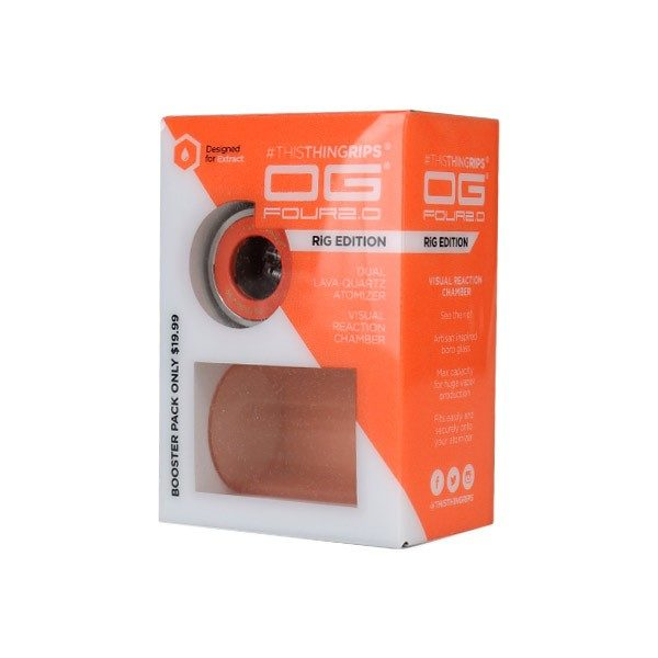 OG Four 2.0 RiG Cartridge Kit 2