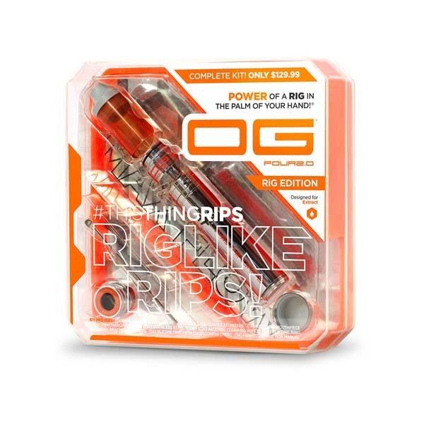 OG Four 2.0 RiG Edition Vaporizer 11
