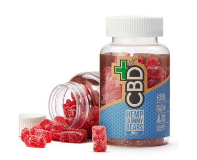 CBDfx-hemp-gummy-bears-60-stk Edible