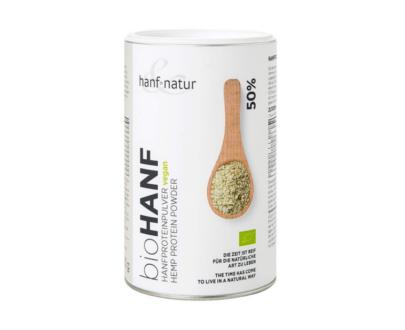 Hanf Natur Protein Pulver 450g