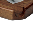 RYOT® Solid Wood Rolling Tray