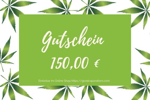 € 150 Gutschein