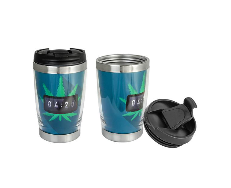 Thermobecher 420 Weed