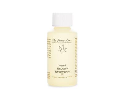 Hanfblüten Shampoo 50ml.