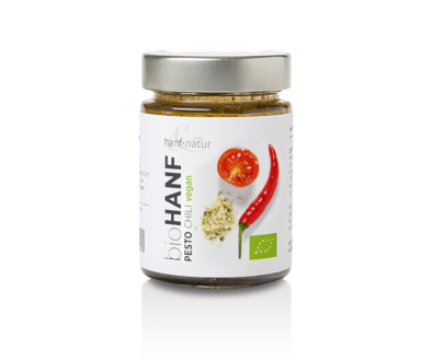 hanf&natur HANFPESTO Chilli