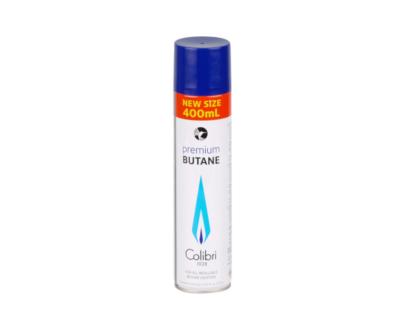 Colibri Premium Butangas 400ml